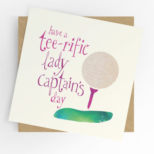 Lady Captain's Day