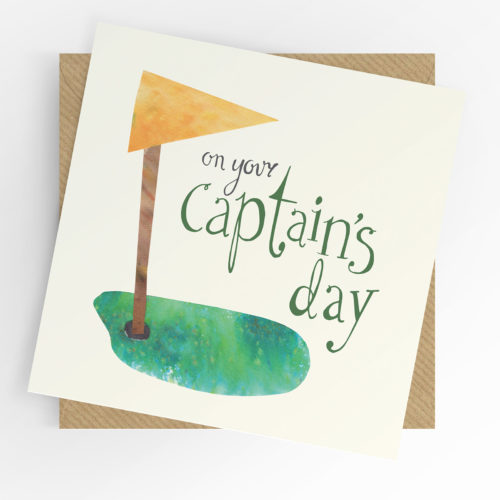 Captain's Day