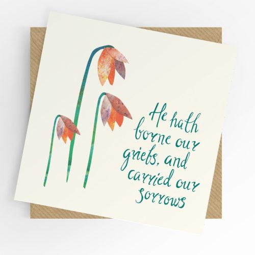 Griefs & sorrows