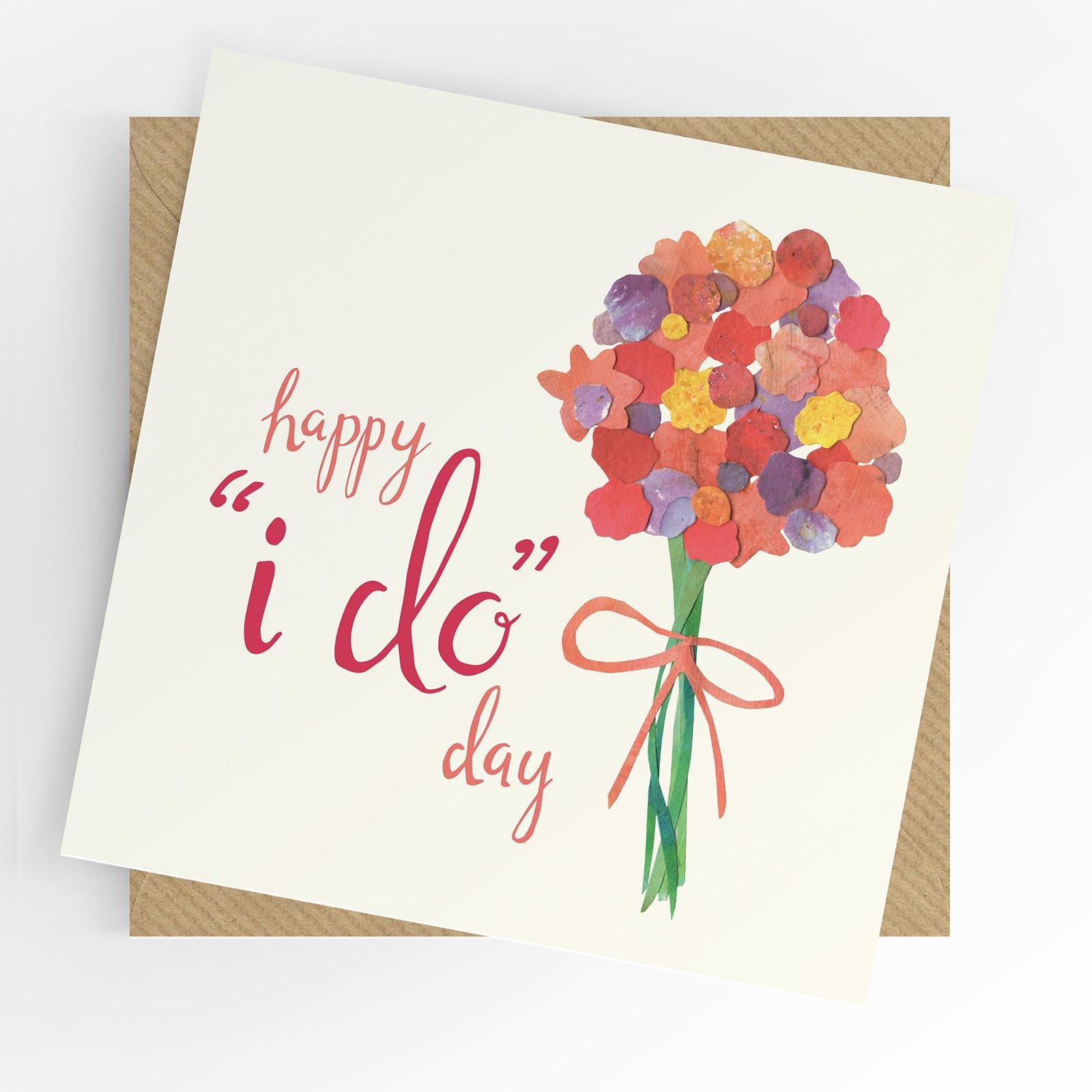 """Happy """"i do"""" day"""